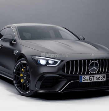 New Mercedes-Benz AMG GT 53