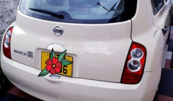 Second-Hand Nissan March 2006 full