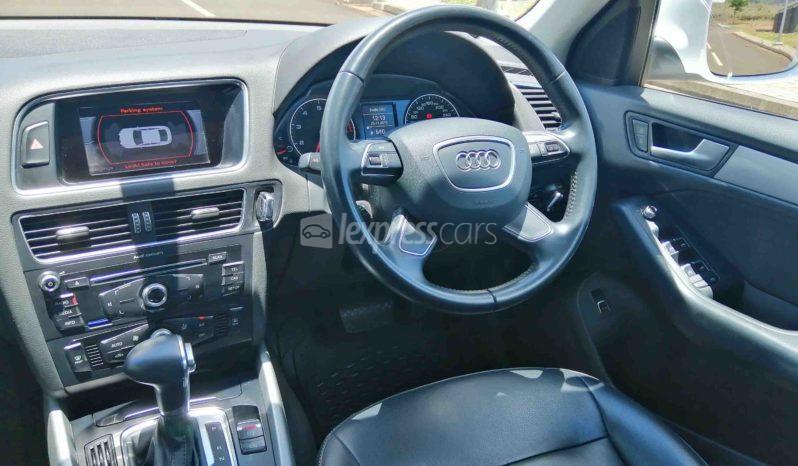 Dealership Second Hand Audi Q5 2015 full