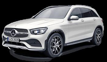 New Mercedes-Benz GLC SUV