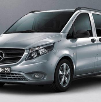 New Mercedes-Benz VITO Tourer
