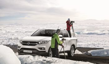 New SsangYong Musso full