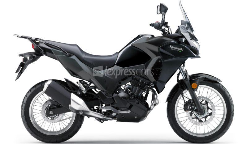 New Kawasaki Versys-X 300 full