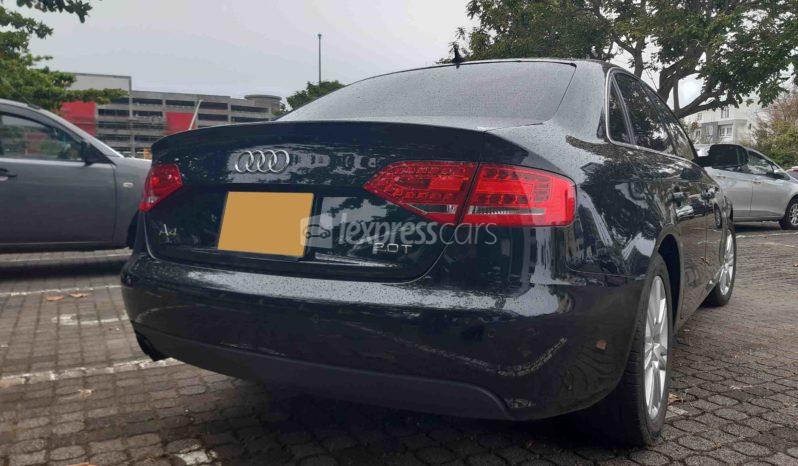 Dealership Second Hand Audi A4 2012 full