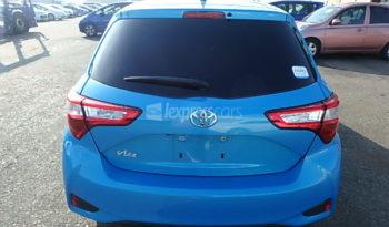 Dealership Second Hand Toyota Vitz 2017 full