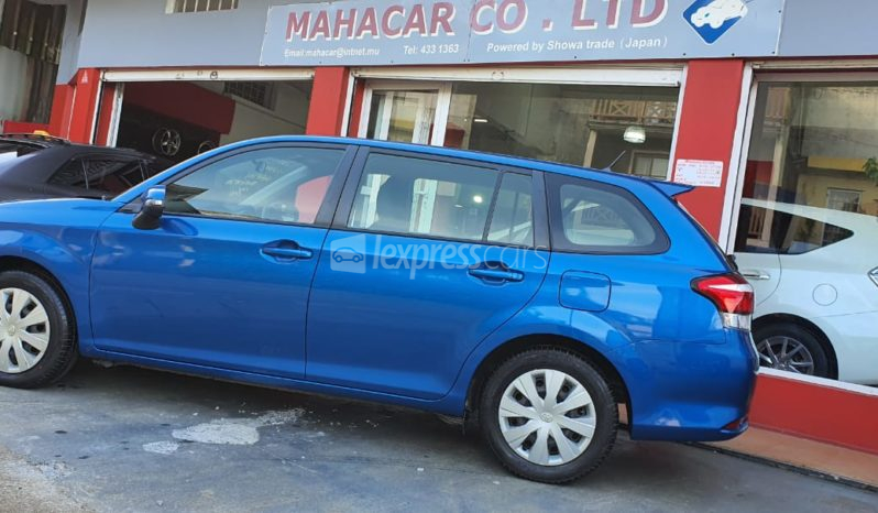 Dealership Second Hand Toyota Fielder 2016 full