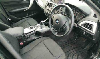 Dealership Second Hand BMW 118i 2012 full