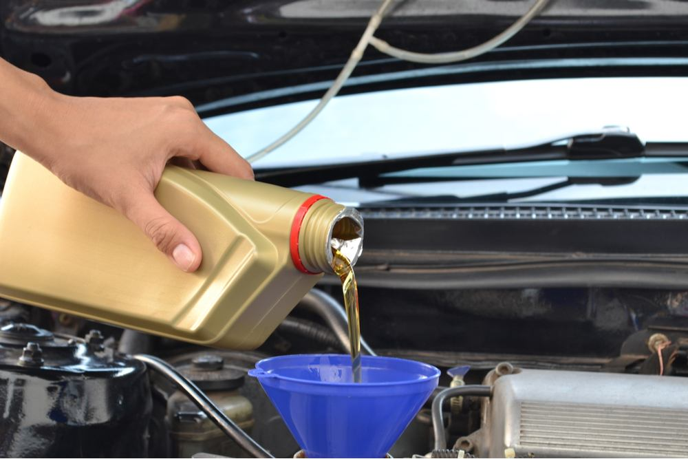 lexpresscars Banner Car maintenance fluids