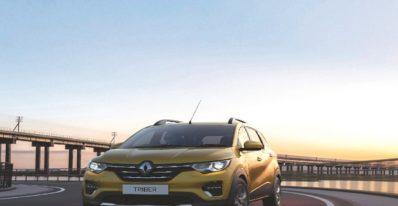 LexpressCars Renault Triber banner