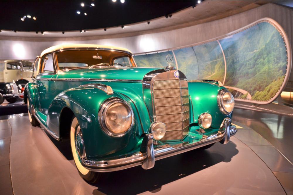 LexpressCars Visite Virtuelle Mercedes