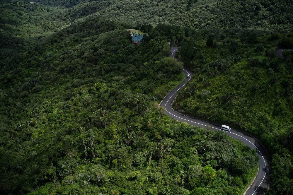 Road Trip Mauritius Chamarel LexpressCars.mu