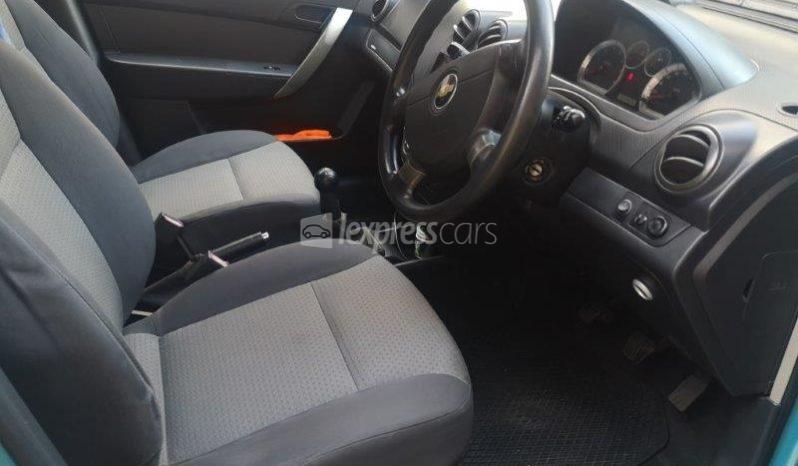 Second-Hand Chevrolet Aveo 2008 full
