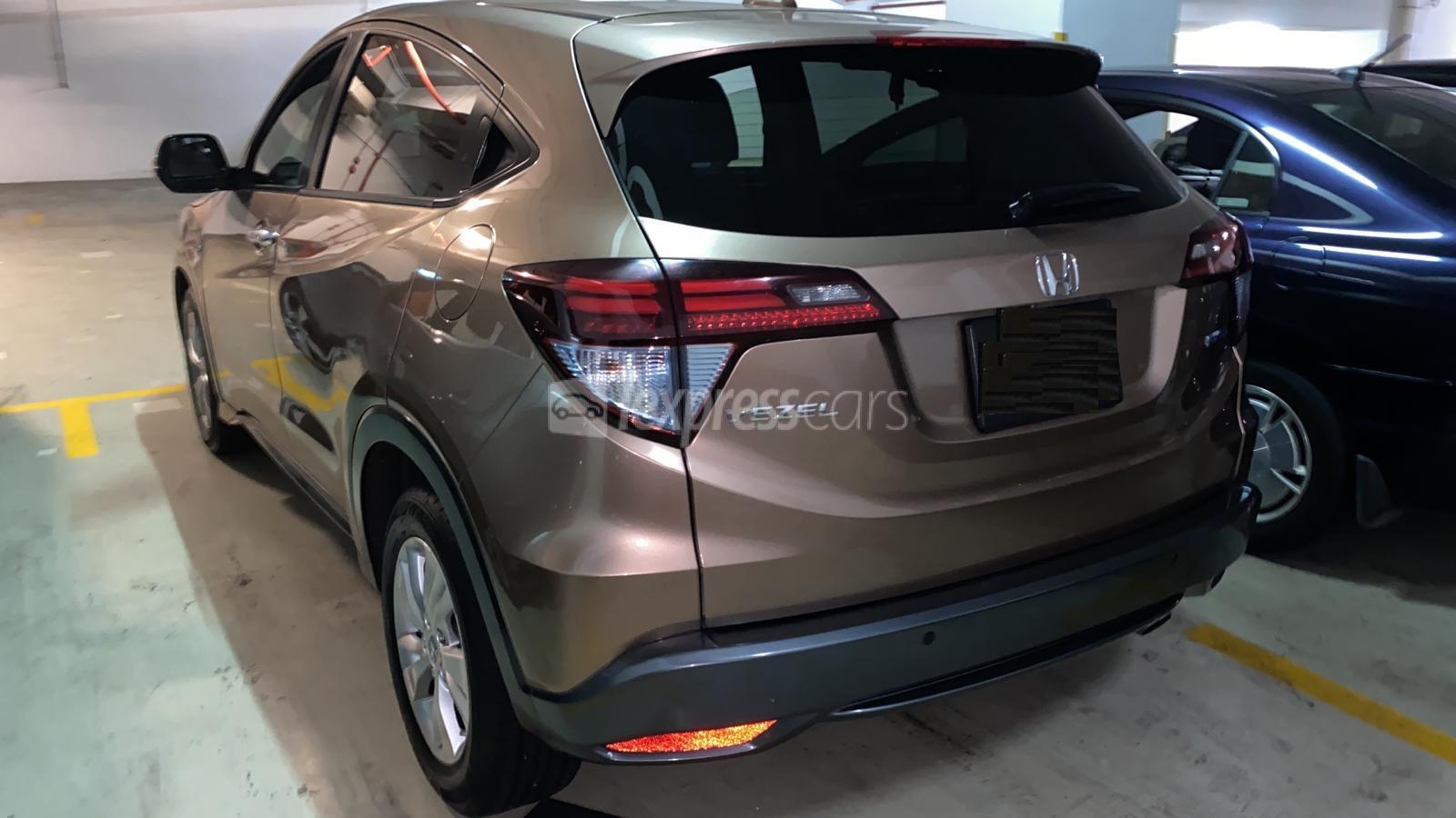 Second-Hand Honda Vezel / HR-V 2017 - lexpresscars.mu