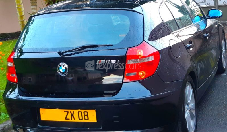 Second-Hand BMW 116i 2008 full