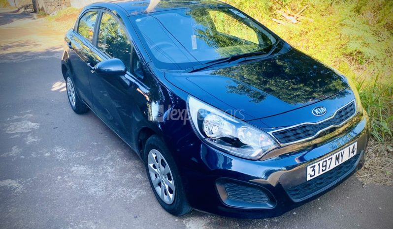 Second-Hand Kia Rio 2014 full