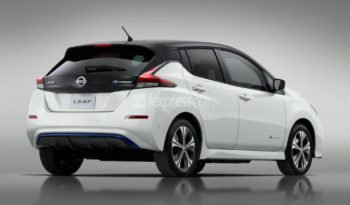 New Nissan Leaf full