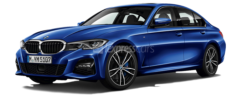 New BMW 3 Series