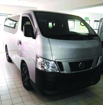 Dealership Second Hand Nissan NV350 2016