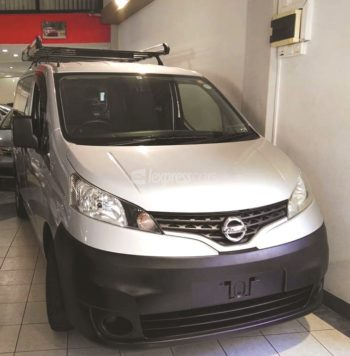 Dealership Second Hand Nissan NV200 2016