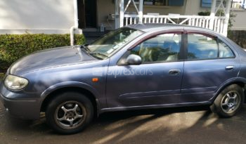 Second-Hand Nissan Sunny 2005 full