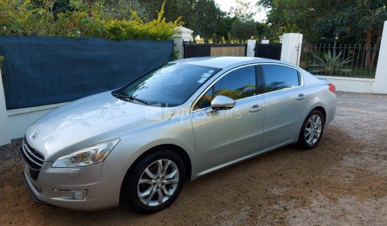 Second-Hand Peugeot 508 2013 full