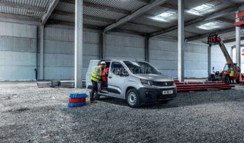 New Peugeot Partner full