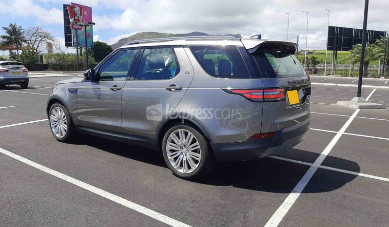 Dealership Second Hand Land Rover Discovery 2017 full