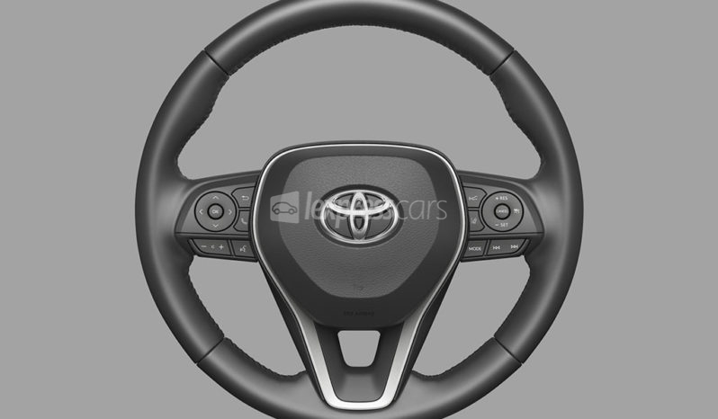 New Toyota Corolla full