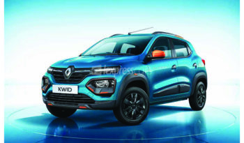 New Renault Kwid full