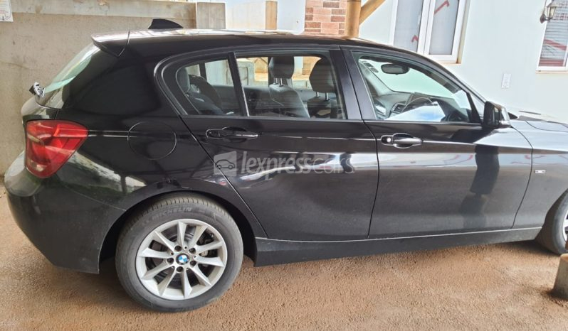 Second-Hand BMW 116i 2015 full