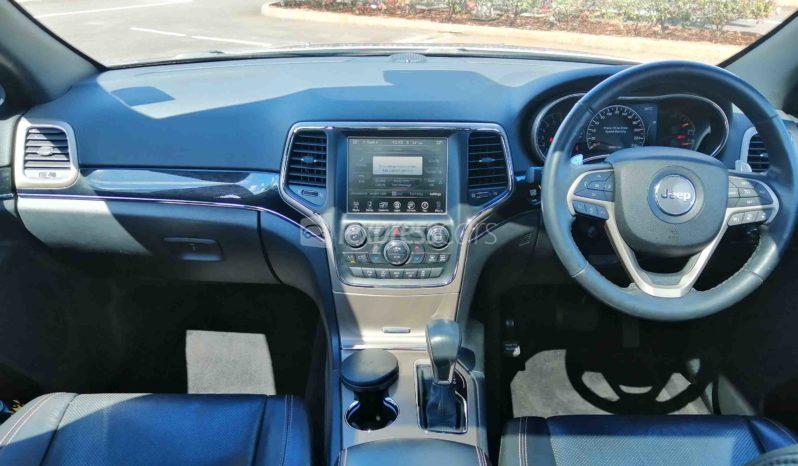 Dealership Second Hand Jeep Grand Cherokee 2018 full
