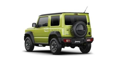 New Suzuki Jimny_1