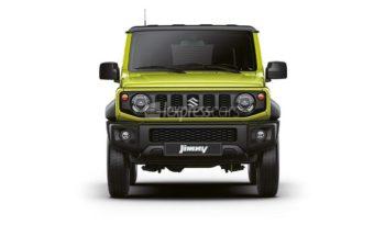 New Suzuki Jimny full