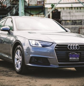 Dealership Second Hand Audi A4 2018