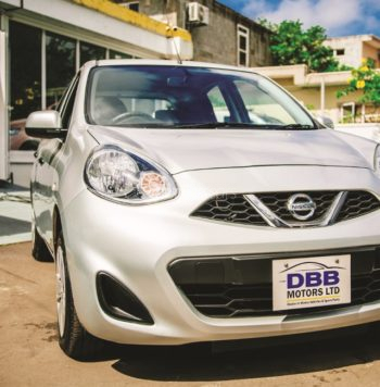 Dealership Second Hand Nissan March 2017