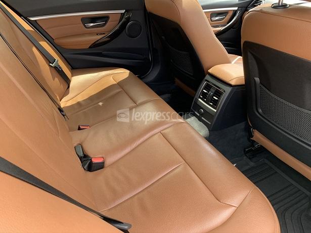 Second-Hand BMW 318i 2017 full