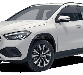 New Mercedes-Benz GLA-Class Style