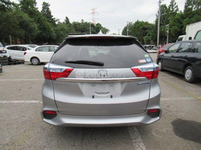 Dealership Second Hand Honda Shuttle 2017 - lexpresscars.mu