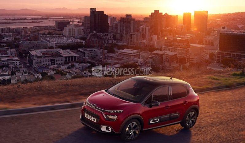 New Citroën C3 full