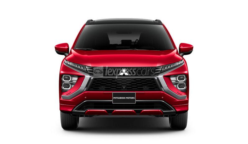New Mitsubishi Eclipse full