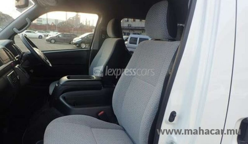 Dealership Second Hand Toyota HiAce 2019 full