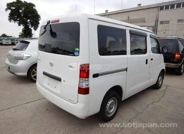 Dealership Second Hand Toyota Townace 2016 full