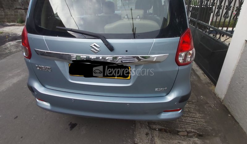 Second-Hand Suzuki Ertiga 2016 full