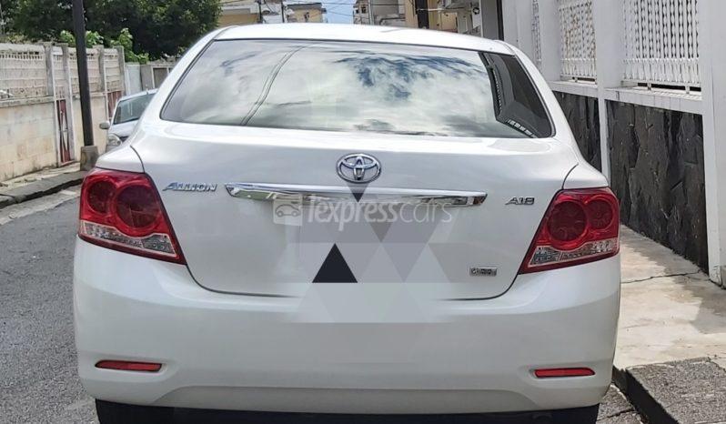 Second-Hand Toyota Allion 2013 full