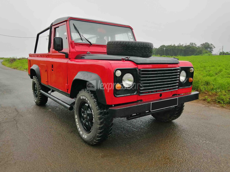 Dealership Second Hand Land Rover Defender 1992 ...