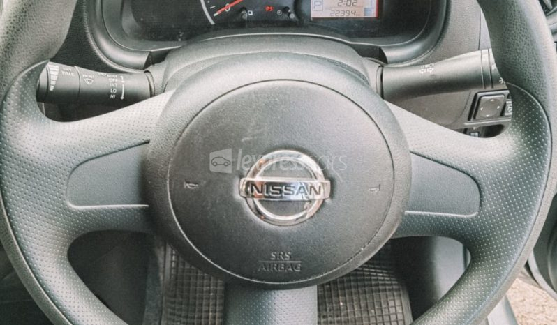 Second-Hand Nissan March 2015 full