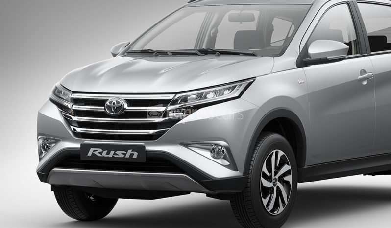 New Toyota Rush full