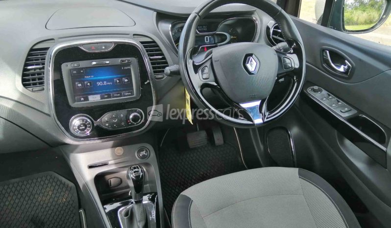 Dealership Second Hand Renault Captur 2014 full