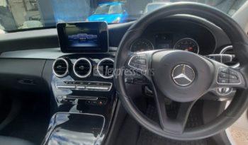 Dealership Second Hand Mercedes-Benz C180 2017 full