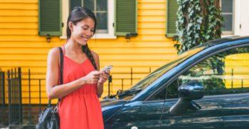 LexpressCars banner applications mobiles